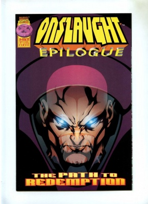 Onslaught Epilogue #1 - Marvel 1997 - One Shot
