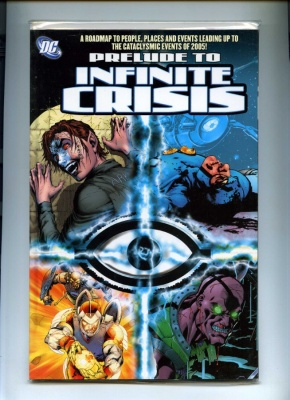 Prelude to Infinite Crisis #1 - DC 2005 - One Shot - Graphic Novel