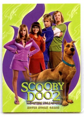 Scooby Doo 2 - P3 - Promo Card