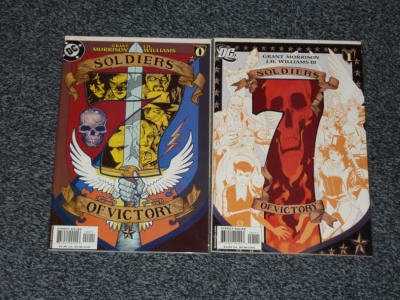 Seven Soldiers #0 to #1 - DC 2005 - Complete Set
