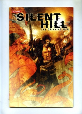 Silent Hill: The Grinning Man #1 - IDW 2005 - One Shot - Prestige Format