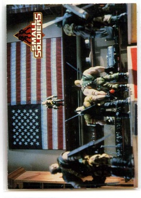 Small Soldiers - P2 - Promo Card