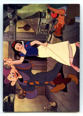 Snow White and the Seven Dwarfs - S1 - Promo Card