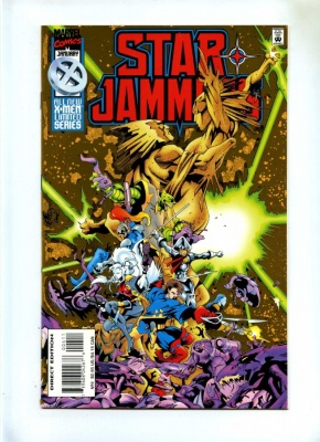 Star Jammers #4 - Marvel 1996