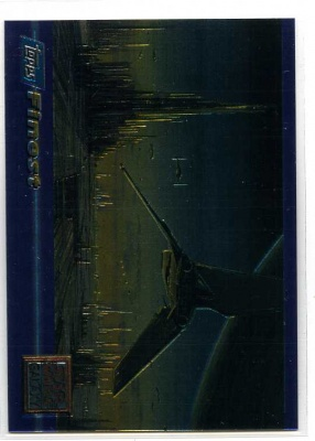 Star Wars Galaxy Finest - SWGM2 - Topps 1994 - Foil