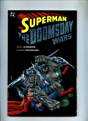 Superman The Doomsday Wars #1 - DC Comics 1999 - Graphic Novel