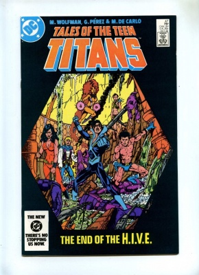 Tales of the Teen Titans 47 - DC 1984 - VFN/NM