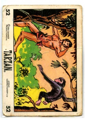 Tarzan - 52 - Anglo Confection 1966