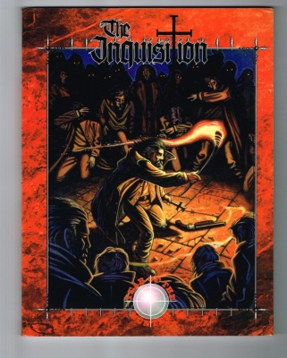 The Inquisition WW2020 - White Wolf 1995