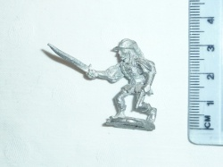 3905 Thief Sword & Dagger Male RAFM Miniatures Fantasy Player Characters Ref 170