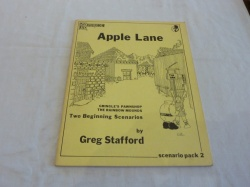 Apple Lane - Runequest Scenario Pack 2 - Chaosium 1978