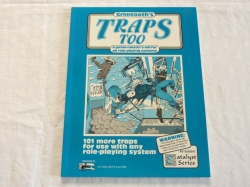 Grimtooth's Traps Too - 101 Traps - #8502 - RPG - Flying Buffalo Inc