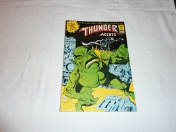 Thunder Agents #15 - Tower Comics 1967 - VG/FN