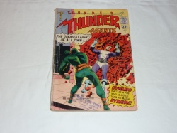 Thunder Agents #2 - Tower Comics 1966 - FR/GD - Death of Egghead