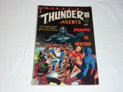 Thunder Agents #3 - Tower Comics 1966 - GD/VG