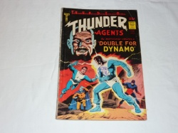 Thunder Agents #5 - Tower Comics 1966 - GD
