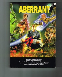 Aberrant WW8500 - White Wolf - Paranormal Humans RPG