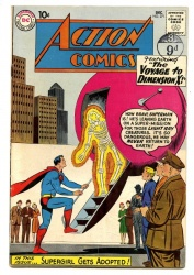 Action Comics 271 - DC 1960 - FN- - Superman