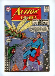 Action Comics 326 - DC 1965 - VG/FN - Superman