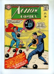 Action Comics #341 - DC 1966 - Superman - Batman