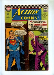 Action Comics #345 - DC 1967 - Superman - Candid Camera Story