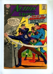 Action Comics #356 - DC 1967 - Superman