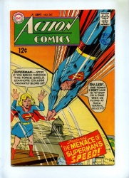 Action Comics #367 - DC 1968 - Superman