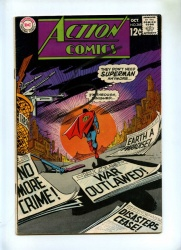 Action Comics #368 - DC 1968 - Superman
