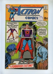 Action Comics 384 - DC 1970 - VFN- - Superman