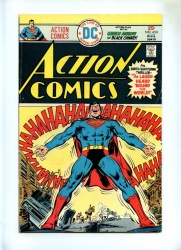 Action Comics #450 - DC 1975 - Superman