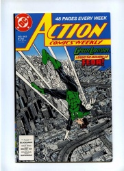 Action Comics 602 - DC 1988 - VFN/NM - Superman
