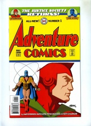 Adventure Comics #1 - DC 1999 - VFN/NM - One Shot - Starman The Atom