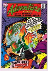 Adventure Comics 363 - DC 1967 - FN -Legion of Super-Heroes