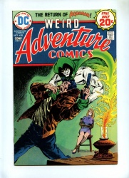 Adventure Comics 435 - DC 1974 - VFN- - Spectre
