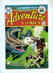 Adventure Comics 437 - DC 1975 - VFN- - Spectre