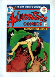 Adventure Comics 438 - DC 1975 - VFN- - Spectre