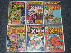 Amazing Adventures #9 #10 #11 #12 #13 #14 - Marvel 1980 - X-Men - 6 Comics