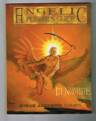 Angelic Player's Guide #3307 - Steve Jackson Games 1997 - In Nomine RPG