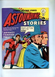 Astounding Stories #107 - Alan Class 1974