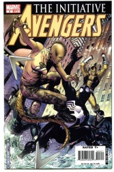 Avengers The Initiative 5 - Marvel 2007 - VFN/NM