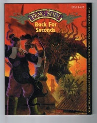 Back for Seconds #1402 - DAE 1996 - Feng Shui Enemies & Allies RPG