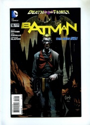 Batman 16 - DC 2013 - VFN+ - New 52 - 1st Print - Death of the Family