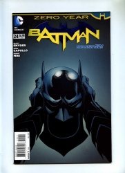 Batman 24 - DC 2013 - NM- - New 52 - 1st Print - Dark City Begins