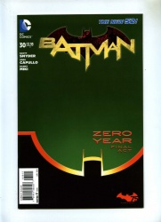 Batman 30 - DC 2014 - NM+ - New 52 - 1st Print