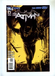 Batman 4 - DC 2012 - VFN - New 52 - Variant Cover by Mike Choi