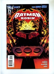 Batman and Robin 2 - DC 2011 - NM- - New 52 - 1st Print