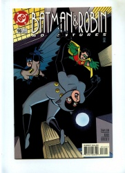 Batman and Robin Adventures #16 - DC 1997 - VFN+ - Catwoman App