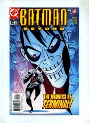 Batman Beyond #12 - DC 2000 - VFN/NM