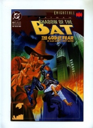 Batman Shadow of the Dark Knight 17 - DC 1993 - VFN+ - Knightfall