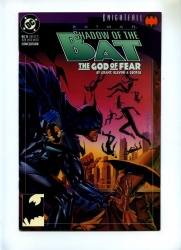 Batman Shadow of the Dark Knight 18 - DC 1993 - VFN - Knightfall